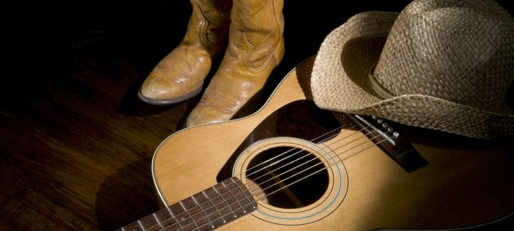 Learn English with country music