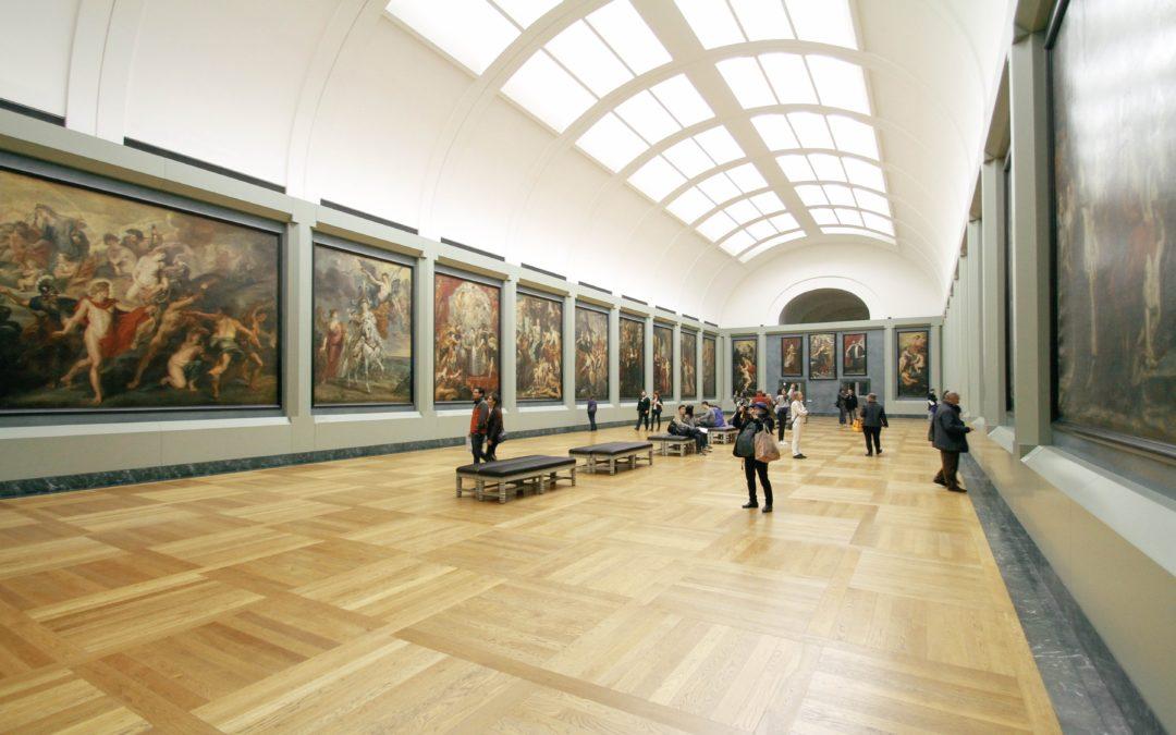 Describe a museum