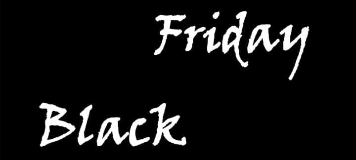 Is Black Friday really black?