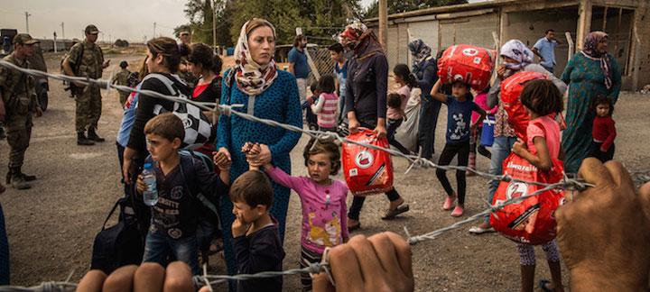 Refugee Crisis – a model essay