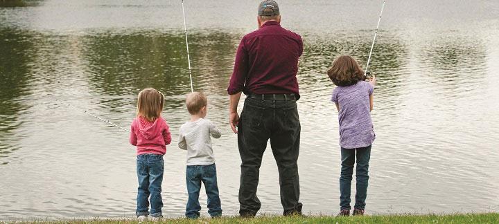 Teach Them to Fish