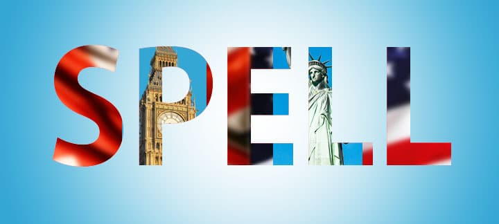 US or UK spelling – Which one is right in IELTS?